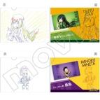【グッズ-クリアファイル】僕のヒーローアカデミア 原画クリアファイル C:梅雨&峰田