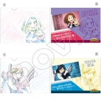 【グッズ-クリアファイル】僕のヒーローアカデミア 原画クリアファイル E:お茶子&飯田