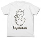 【グッズ-Tシャツ】アイドルマスター シンデレラガールズ 安斎都のぴにゃこら太Tシャツ WHITE XL