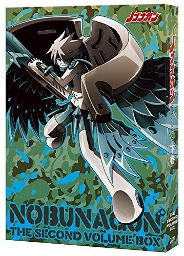900【Blu-ray】TV ノブナガン Blu-ray BOX -下巻-
