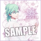【グッズ-タオル】うたの☆プリンスさまっ♪ マイクロファイバーミニタオル Flower&Water Ver. 美風 藍