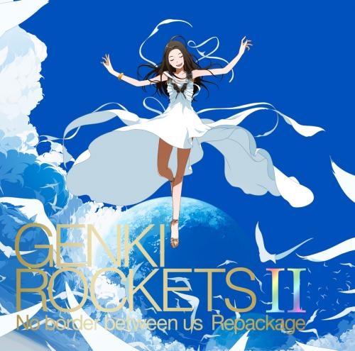 900【アルバム】元気ロケッツ/Genki Rockets II -No border between us- Repackage 初回生産限定盤