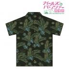 【グッズ-Tシャツ】ガールズ&パンツァー 劇場版 あんこうチーム アロハシャツ メンズ XL