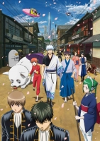 900【Blu-ray】※送料無料※TV 銀魂 Blu-ray Box 上 完全生産限定版