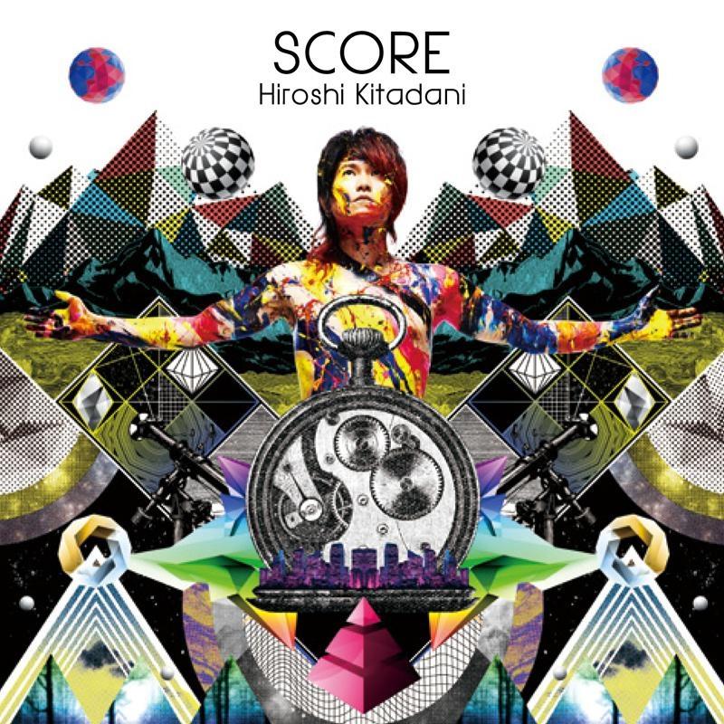 【アルバム】きただにひろし/20th Anniversary Best Album SCORE