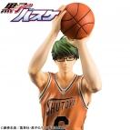 【フィギュア】黒子のバスケフィギュアシリーズ 黒子のバスケ 緑間真太郎 オレンジユニフォームver. 完成品フィギュア