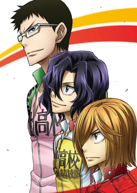 【Blu-ray】TV 弱虫ペダル NEW GENERATION Vol.6 初回生産限定版