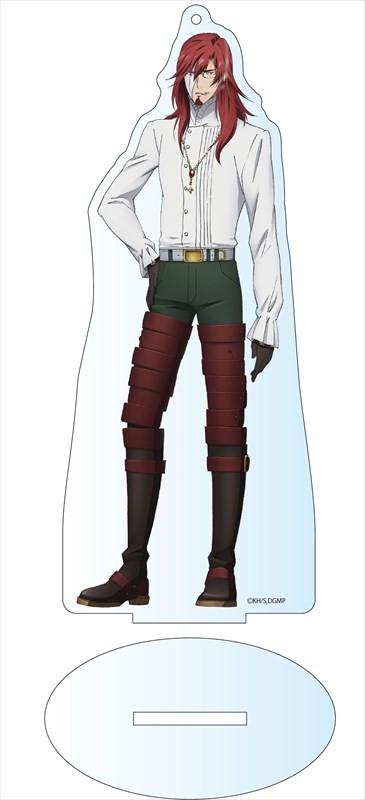 D.Gray-man HALLOW デカアクリルスタンド クロス・マリアン