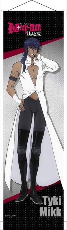 D.Gray-man HALLOW ミニタペストリー ティキ・ミック