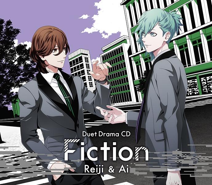 【ドラマCD】うたの☆プリンスさまっ♪デュエットドラマCD「Fiction」嶺二&藍 初回限定盤