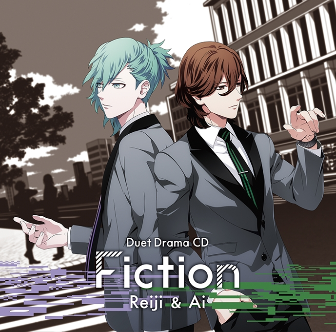 【ドラマCD】うたの☆プリンスさまっ♪デュエットドラマCD「Fiction」嶺二&藍 通常盤