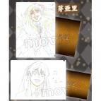 【グッズ-クリアファイル】賭ケグルイ 原画クリアファイルセット 芽亜里