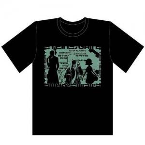 【クリックでお店のこの商品のページへ】【グッズ-Tシャツ】STEINS;GATE Tシャツ 1500T