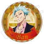 【グッズ-バッチ】七つの大罪 聖戦の予兆 缶バッジ B バン