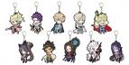 【グッズ-ストラップ】ラバーストラップ「Fate/Grand Order」04/ブラインド