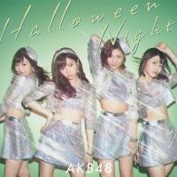 900【マキシシングル】AKB48/ハロウィン・ナイト Type III 初回限定盤