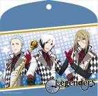 【グッズ-ポーチ】アイドルマスター SideM フラットケース Legenders