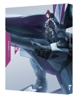 900【Blu-ray】TV マクロスΔ 03 特装限定版