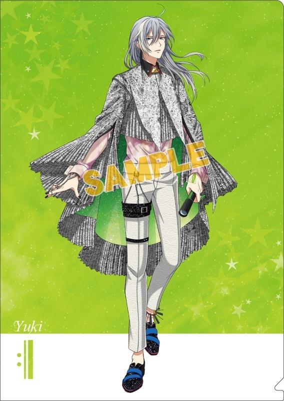 【グッズ-クリアファイル】アイドリッシュセブン クリアファイル/3周年 千