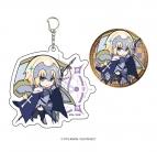 【グッズ-バッチ】Fate/Grand Order イベント限定セット 14 ルーラー/ジャンヌ・ダルク