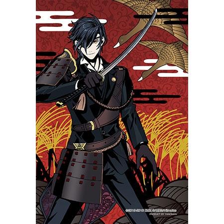 刀剣乱舞-ONLINE- プリズムプチパズル 燭台切光忠 (70ピース)