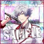 【グッズ-タオル】うたの☆プリンスさまっ♪ Shining Live マイクロファイバーミニタオル/黒崎蘭丸
