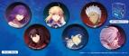 【グッズ-バッチ】劇場版 Fate/stay night Heaven's Feel トレーディングホログラム缶バッジ vol.1