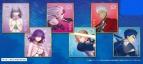 【グッズ-色紙】劇場版 Fate/stay night Heaven's Feel トレーディングミニ色紙 vol.1