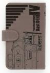 【グッズ-カバーホルダー】ガールズ&パンツァー 劇場版 手帳型スマートフォンケース A