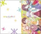 【グッズ-カバーホルダー】NEW GAME!! 手帳型スマホケース/A