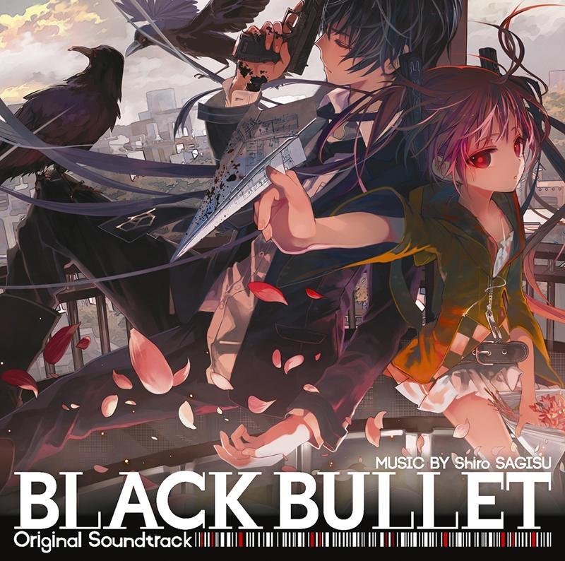 900【サウンドトラック】TV ブラック・ブレット BLACK BULLET Original Soundtrack