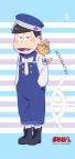 【グッズ-タペストリー】おそ松さん 描き下ろし マリンセーラー松ミニタペストリー 一松