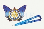 【グッズ-カードケース】劇場版 Fate/kaleid liner プリズマ☆イリヤ 雪下の誓い カードホルダー マジカルサファイア