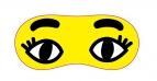 【グッズ-アイピロー】逢田梨香子のまるごとりかこ まるごアイマスク