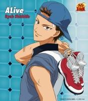 900【キャラクターソング】TV テニスの王子様 「ALive」/宍戸亮 初回生産完全限定盤