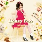 【マキシシングル】西明日香/Honey Face アニメイト限定盤
