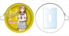 【グッズ-パスケース】ラブライブ!サンシャイン!! コインパスケース 国木田花丸
