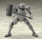 【プラモデル】フルメタル・パニック! Invisible Victory MODEROID Rk-92 サベージ(GRAY)
