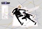 【グッズ-スタンドポップ】劇場版「SERVAMP-サーヴァンプ-」 アクリルスタンド(Battle Ver.)リヒトVSロウレス