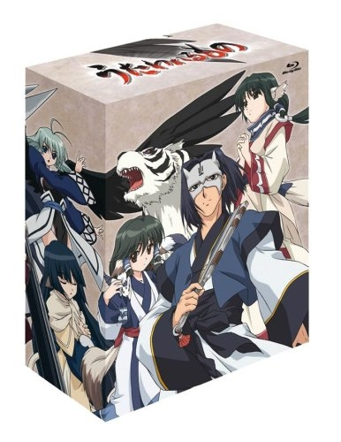 900【Blu-ray】TV うたわれるもの Blu-ray Disc BOX