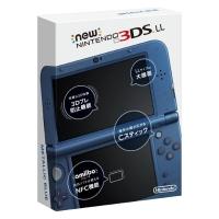 アニメイトオンラインショップ900【3DS】Newニンテンドー3DS LL メタリックブルー