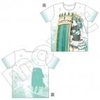 【グッズ-Tシャツ】マギアレコード 魔法少女まどか☆マギカ外伝 フルグラフィックTシャツ 二葉さな