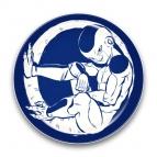 【グッズ-皿】ドラゴンボールZ 陶磁器絵皿(セラミックプレート) 3.フリーザ
