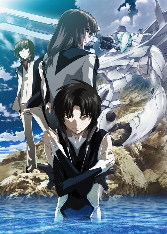 900【Blu-ray】劇場版 蒼穹のファフナー HEAVEN & EARTH 初回限定版 再発