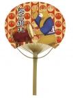 【グッズ-うちわ】くまみこ 熊出神社 秋祭りうちわ【アニメイトオンライン限定】