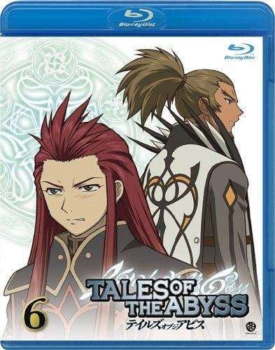900【Blu-ray】TV TALES OF THE ABYSS-テイルズ オブ ジ アビス- 6