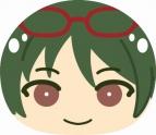 【グッズ-ポーチ】アイドルマスターSideM おまんじゅうふかふかポーチ2 10.山村 賢