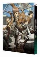 900【Blu-ray】TV 進撃の巨人 4
