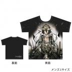 【グッズ-Tシャツ】オーバーロードⅡ フルグラフィックTシャツ(アルベド)Lサイズ