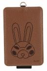 【グッズ-カードケース】DOUBLE DECKER! ダグ&キリル ICカードケース マモル君